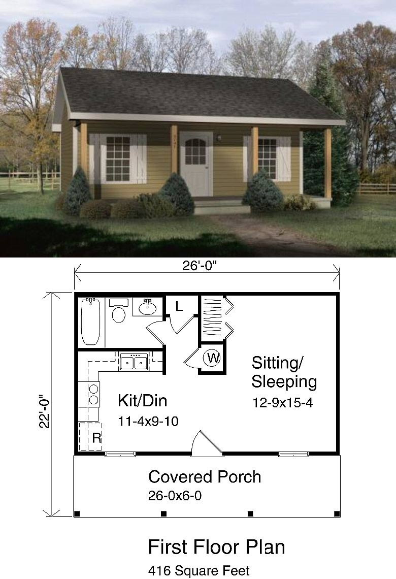 Building Plans for Small Houses Unique 27 Adorable Free Tiny House Floor Plans Craft Mart