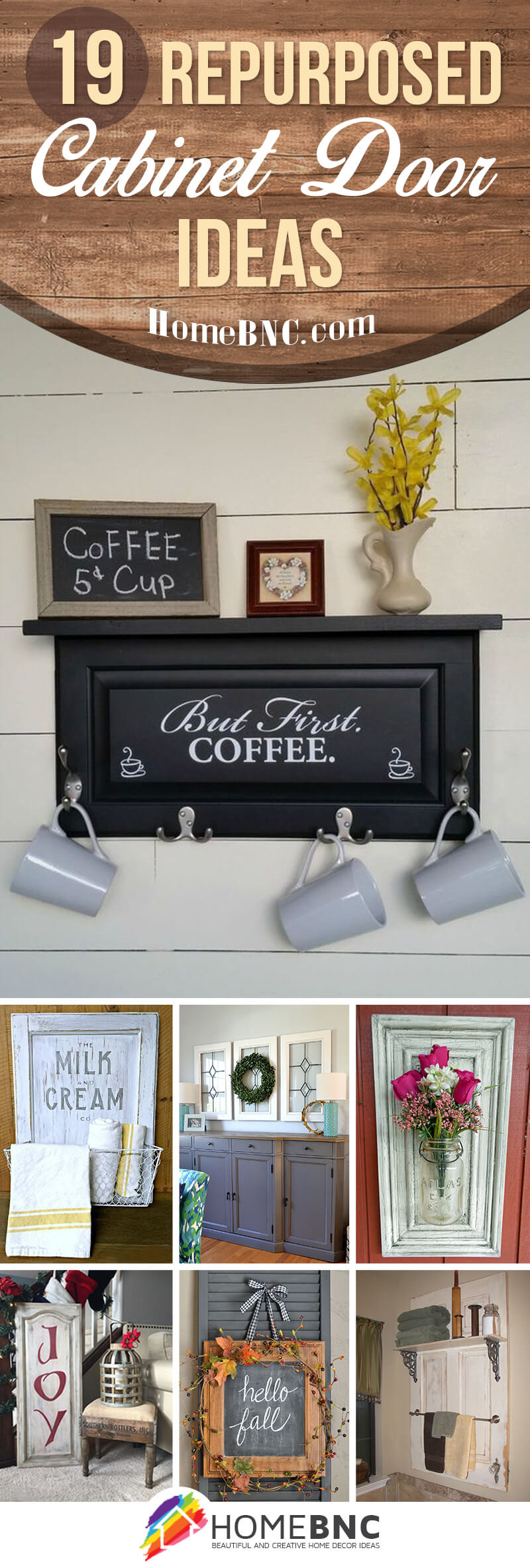 repurposed cabinet door design ideas pinterest share homebnc