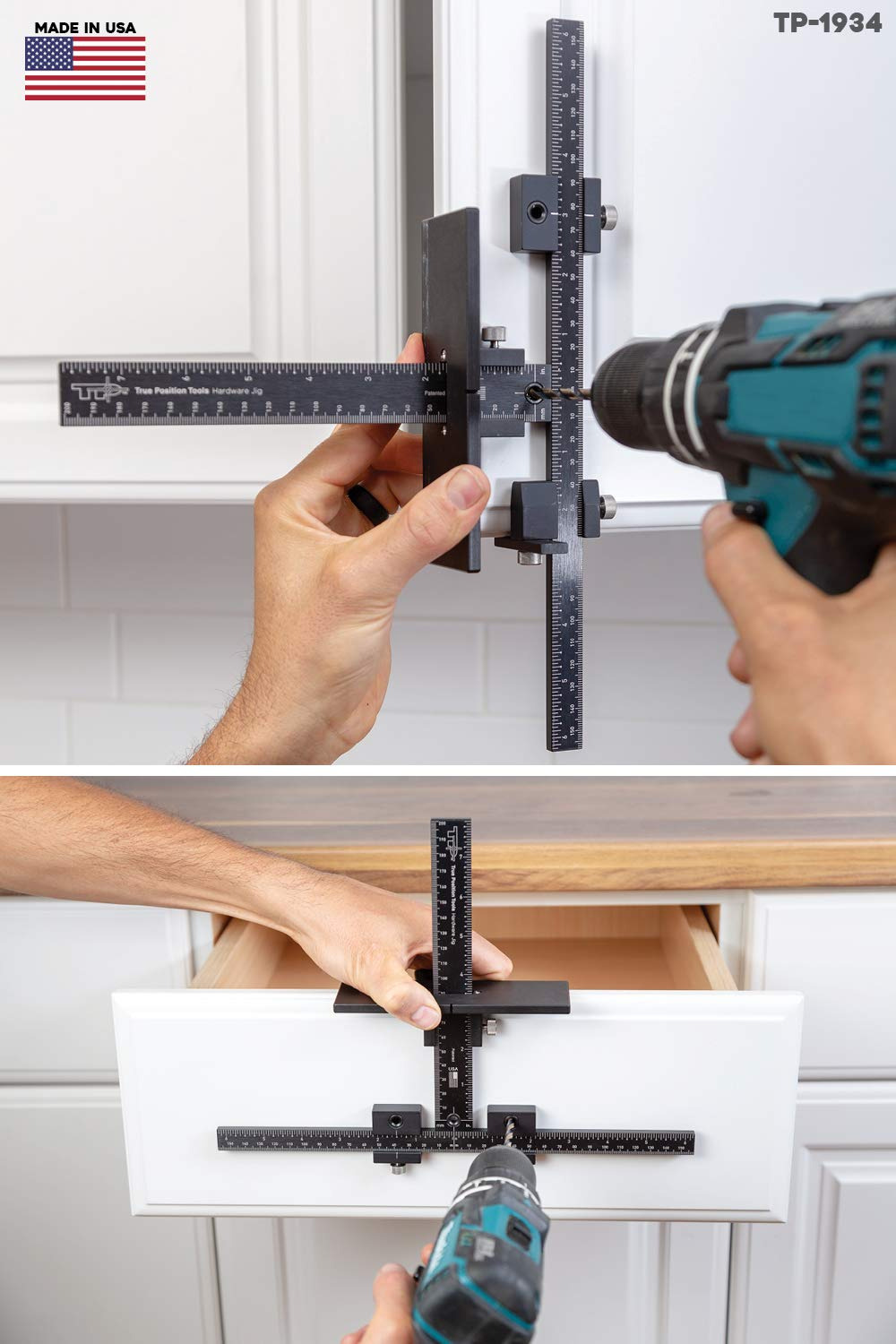 Cabinet Door Jig New Details About the original Cabinet Hardware Jig tool Drill Template Guide for Door and