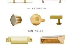 Cabinet Door Knobs And Pulls Best Of A Hardware Round Up Of The Prettiest Kind