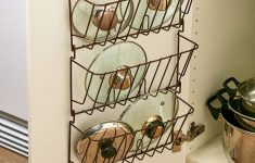 Cabinet Door Lid Rack Inspirational Store All Of Your Lids In One Place With This Cabinet Lid