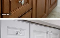 Cabinet Door Refinishing Unique How To Paint Cabinets Without Removing Doors