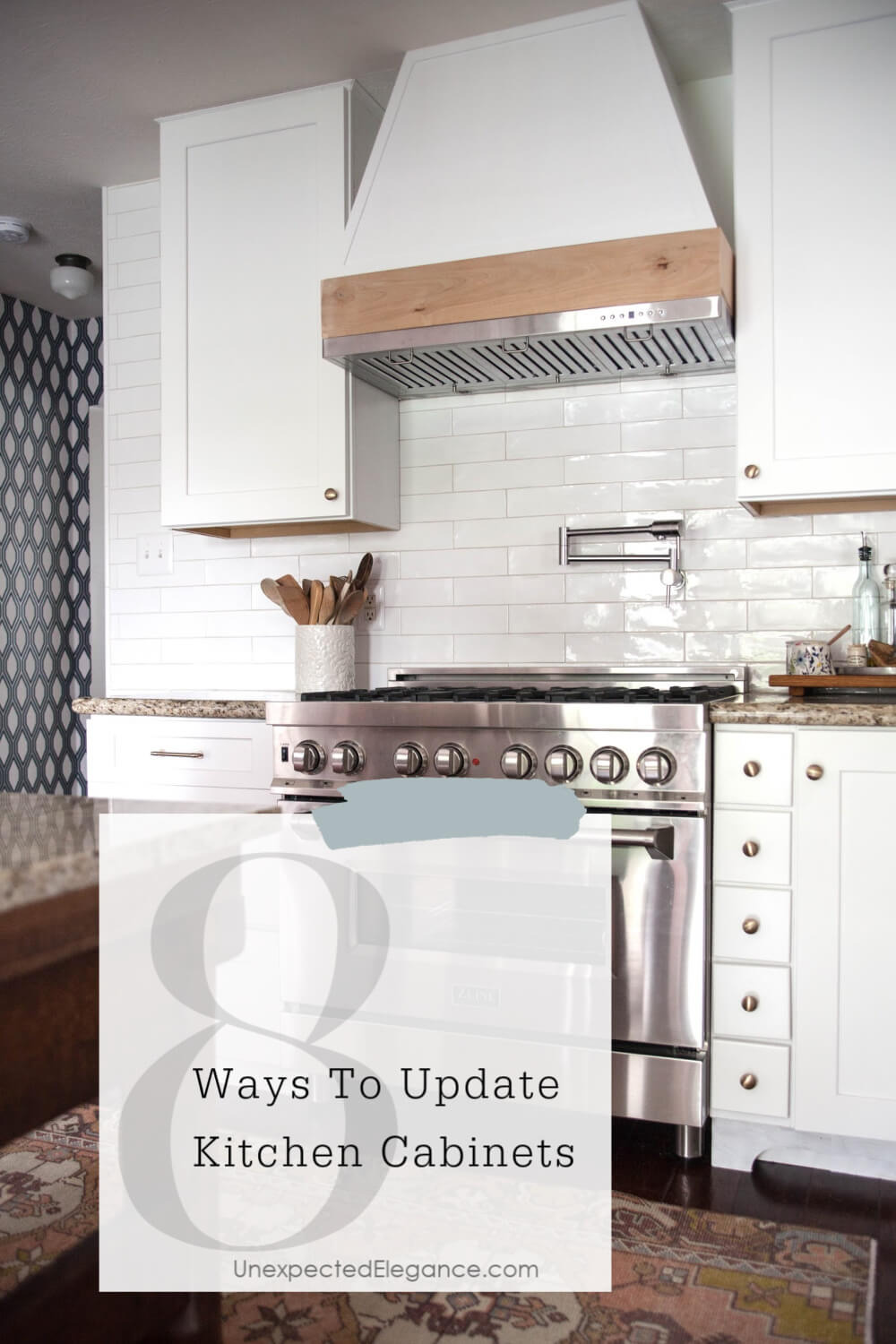 Changing Cabinet Doors Inspirational 8 Ways to Update Kitchen Cabinets