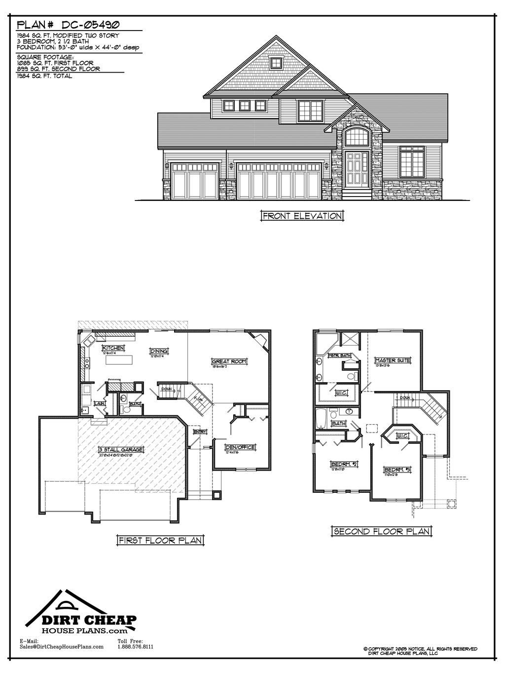 Cheap Two Story House Plans Lovely Unique Cheap Home Plans 6 Two Story House Plans with