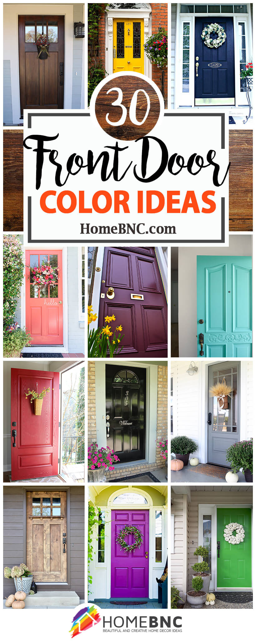 Color Of the Gate In House Best Of 30 Best Front Door Color Ideas and Designs for 2020