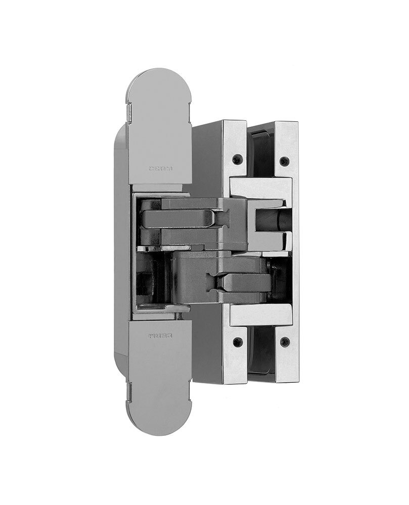 bellevue bac1080 concealed wall to glass hinge to suit 70kg glass doors
