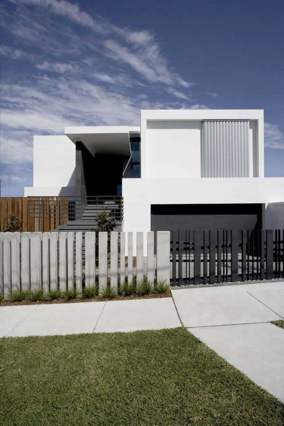 Contemporary Gate Designs for Homes New Fence Gate Design Images for Minimalist House Modern House