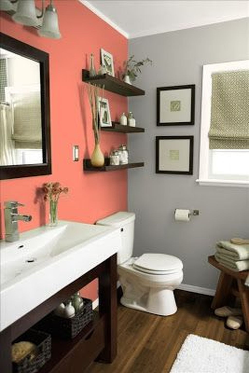 Coral Color Bathroom Decor New 10 Coral Color Bathroom Decor some Of the Cutest and