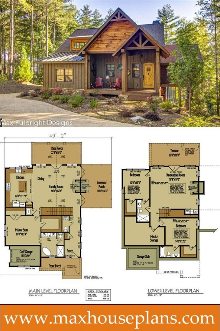 Cottage Small House Plans 2021