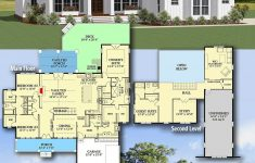 Country Homes House Plans New Plan La Country Home Plan With Upstairs Den And Bonus