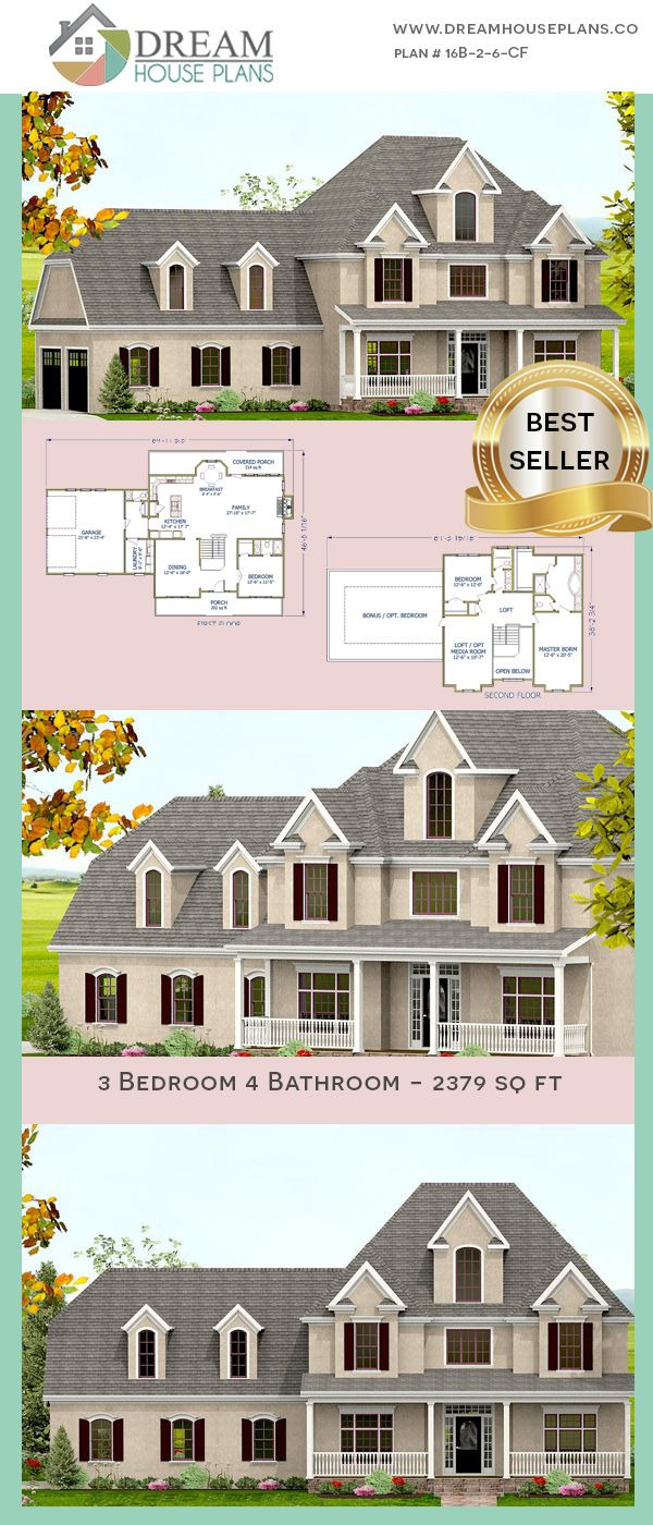 Custom Dream House Plans Inspirational Dream House Plans Affordable yet Luxury southern 3 Bedroom
