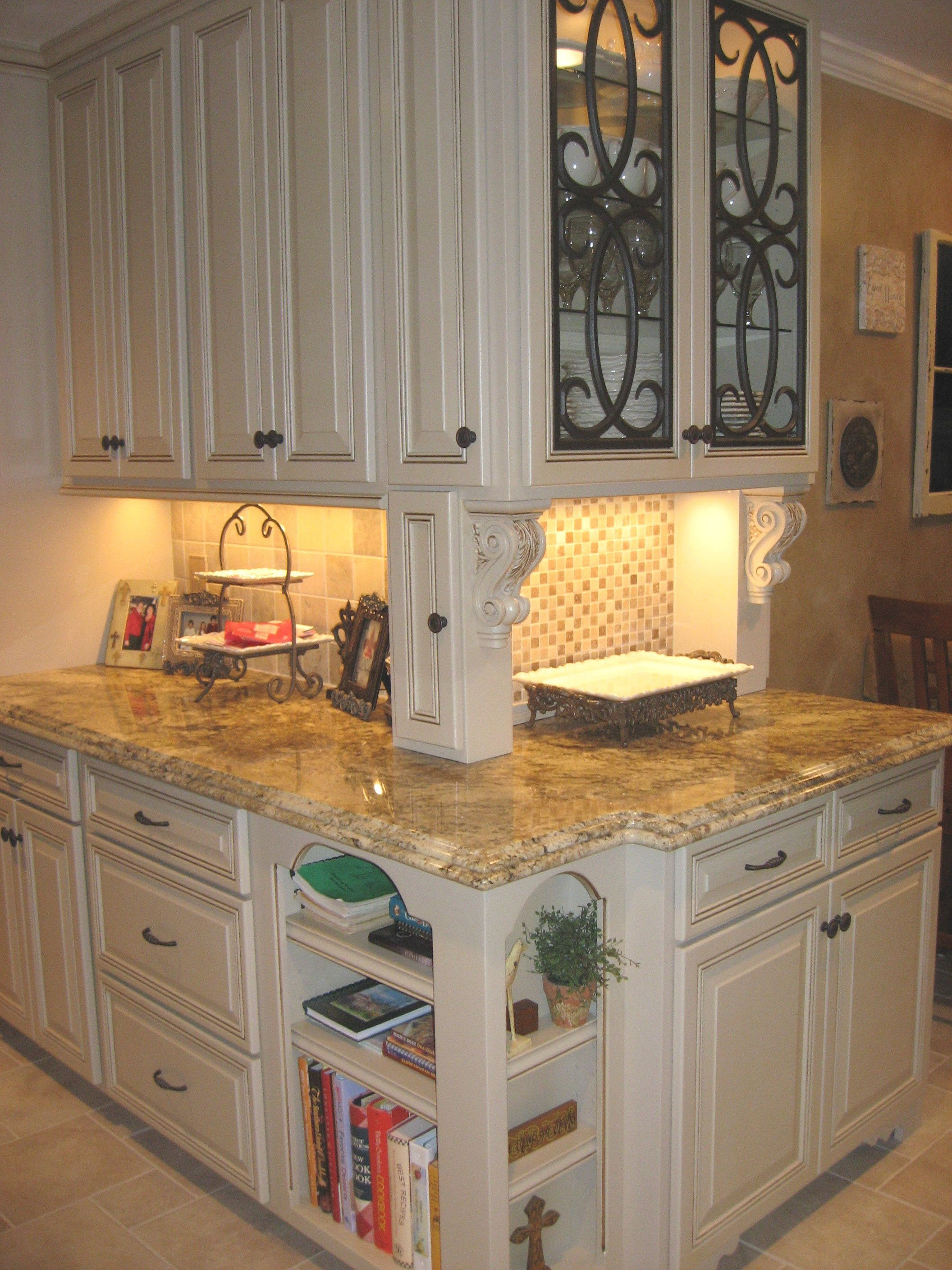 Custom Kitchen Cabinet Doors Lovely Custom Built Cabinets Painted with Highlights Faux Iron