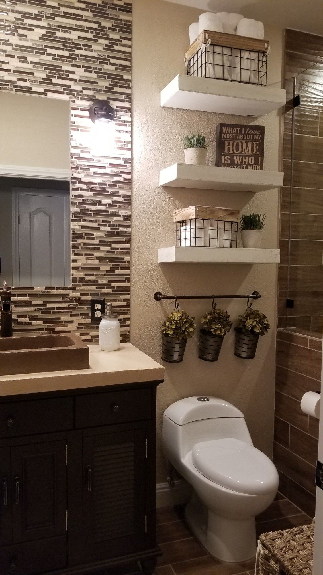 Decorating Small Bathrooms New Pin by Debra On Bathrooms