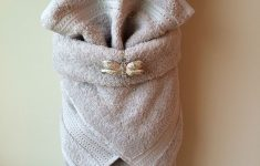 Decorative Towels For Bathroom Ideas Best Of Fancy Towel Folding With Dragonfly Bling