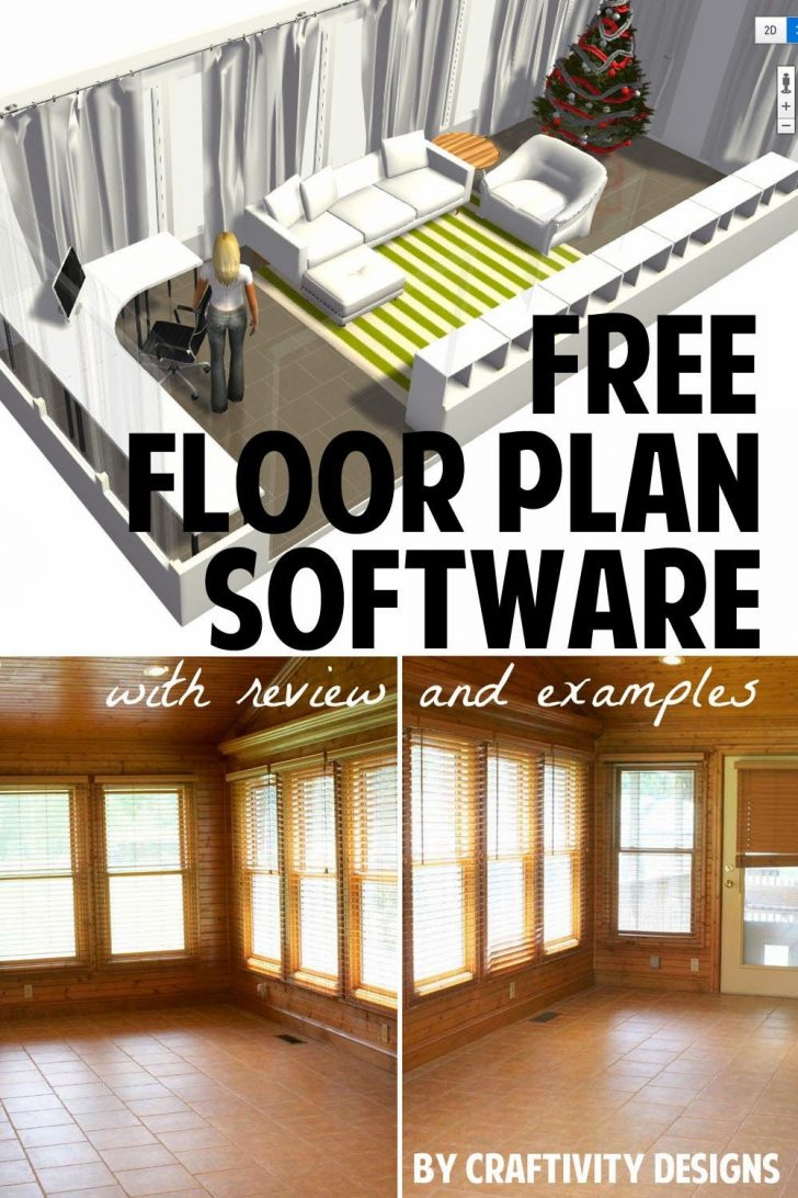 Draw House Plans Free software 2021