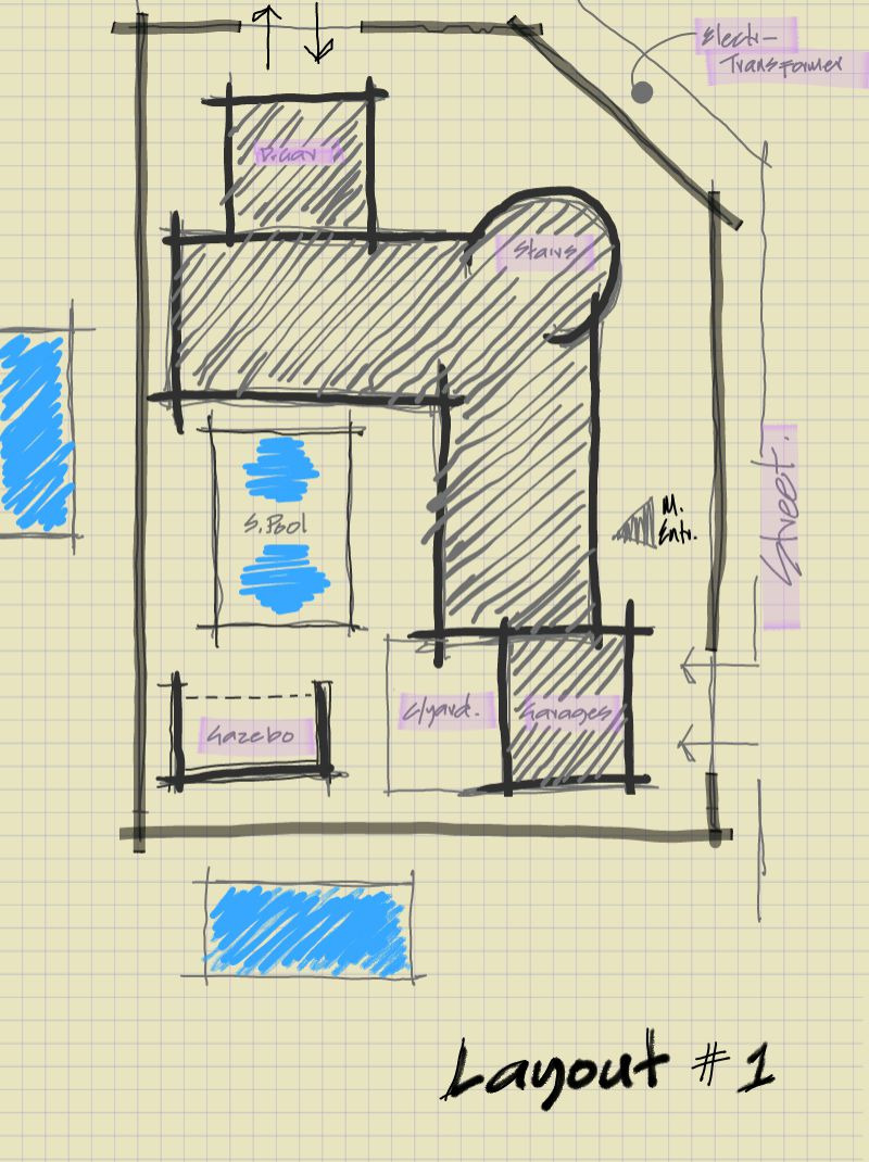 Archid architects house plans Gallery images1101