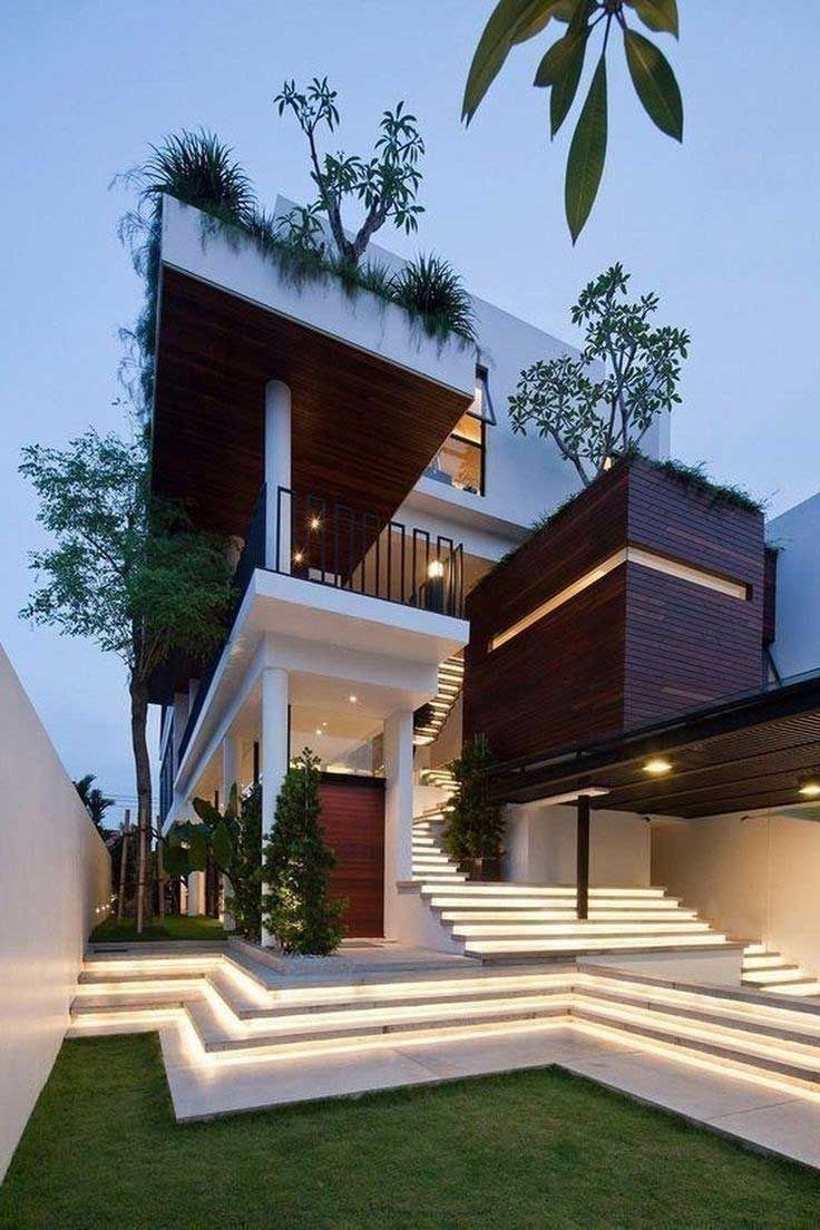 Exterior Design In Architecture Awesome the Contemporary Exterior Concept is Regarded as A Modern