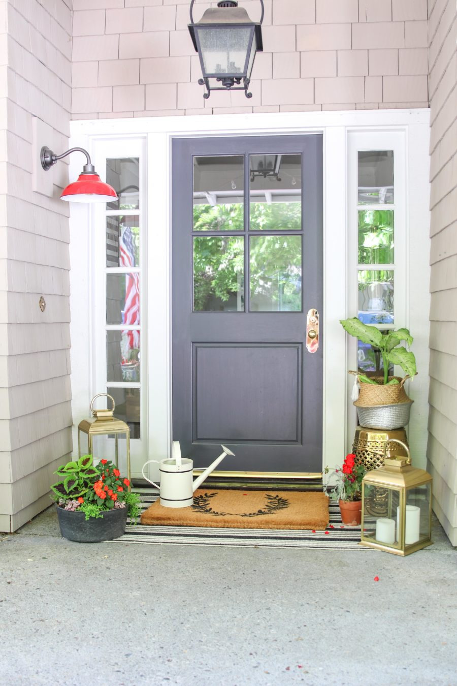Front Entrance Design Ideas Lovely Front Porch Decorating Ideas 12 Months Of Inspiration