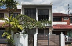 Front Facades Of Houses Lovely Discreet Modern Terrace House Exterior Hides A Stunning