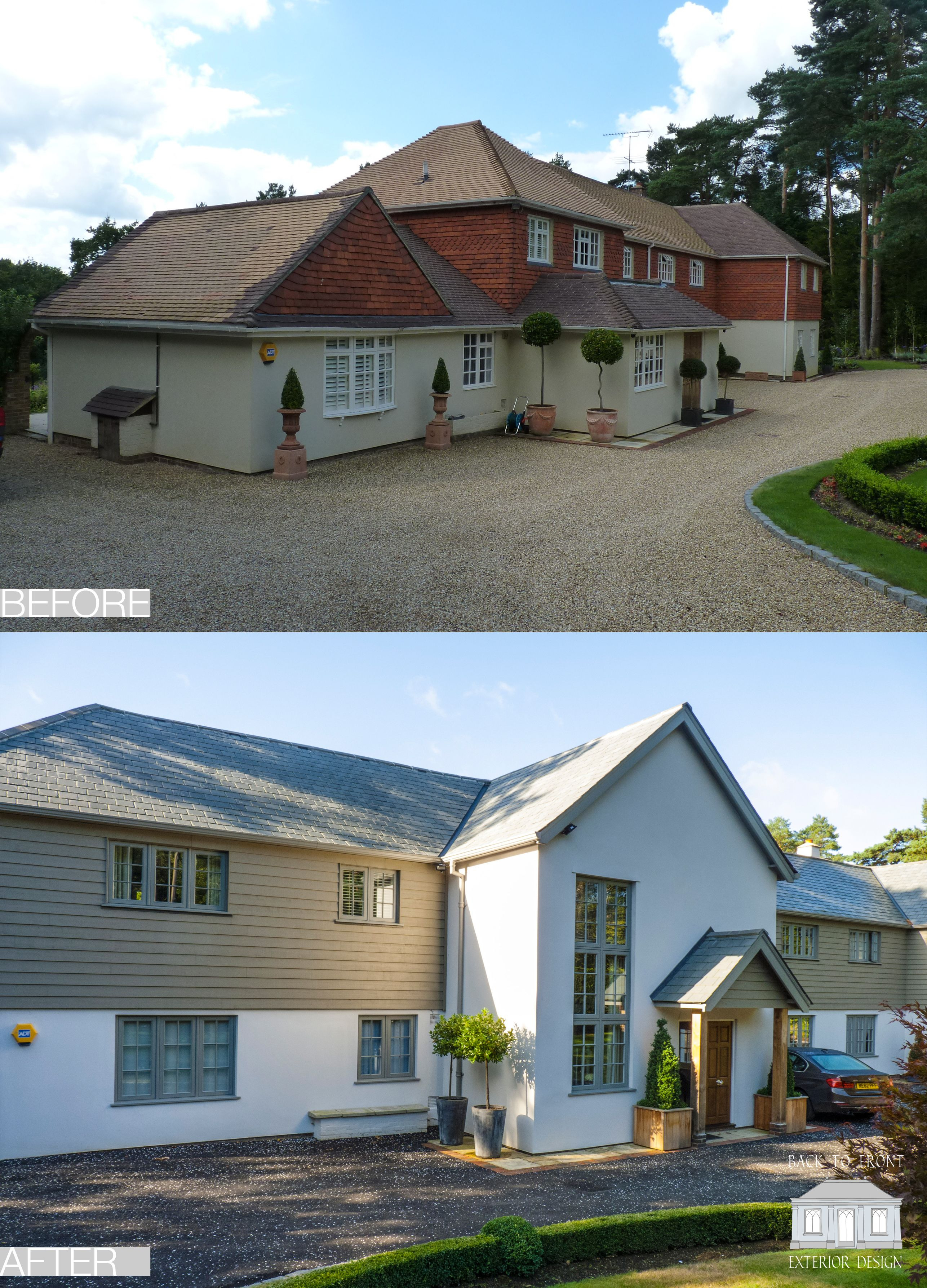 Front Facades Of Houses Lovely How to Change the Facade Of Your Home Exterior