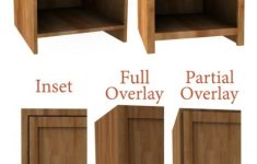 Full Overlay Cabinet Doors Inspirational Choosing Cabinet Door Hinges Sawdust Girl