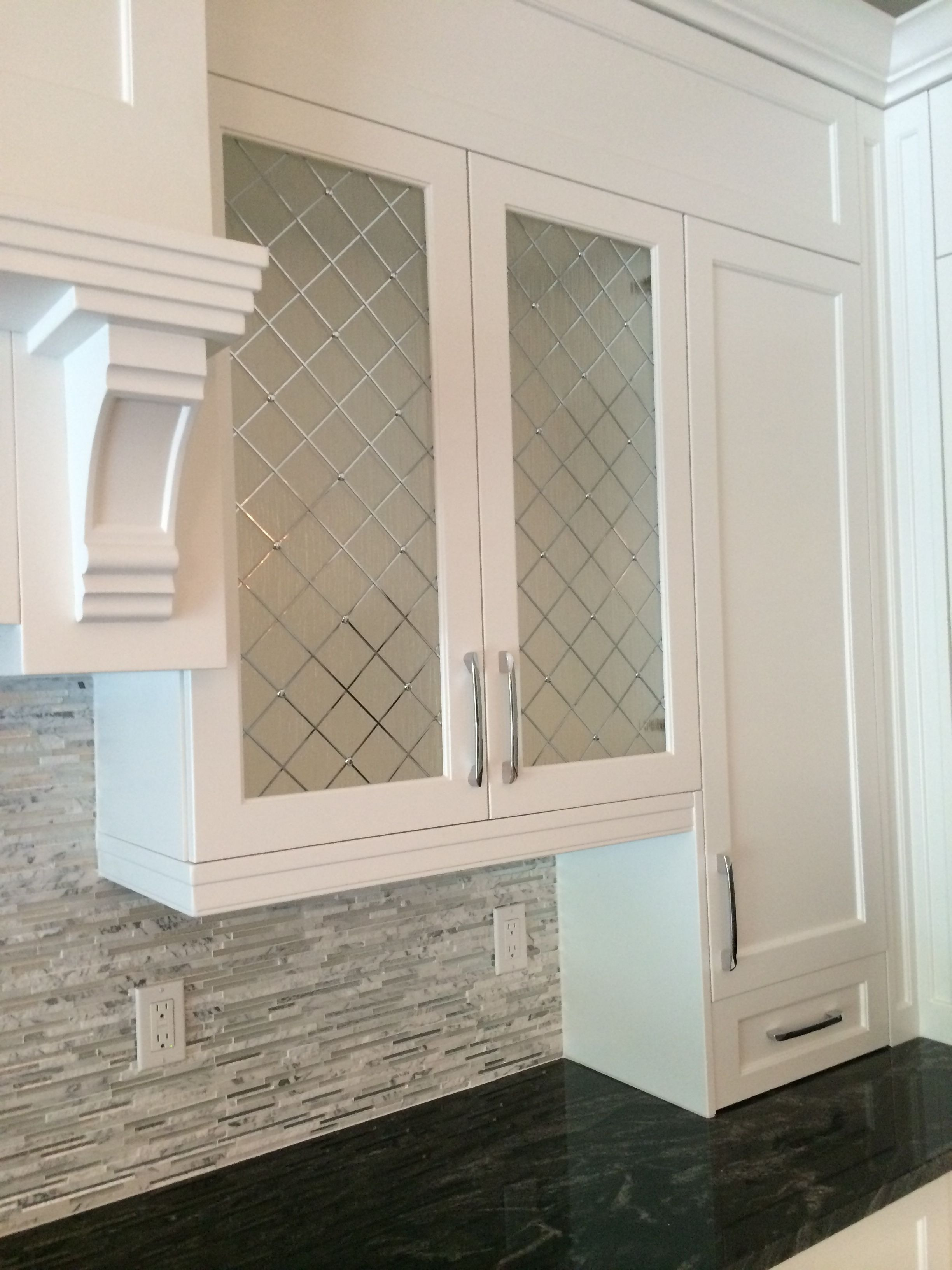 Glass Kitchen Cabinet Doors Home Depot New Decorative Cabinet Glass Inserts