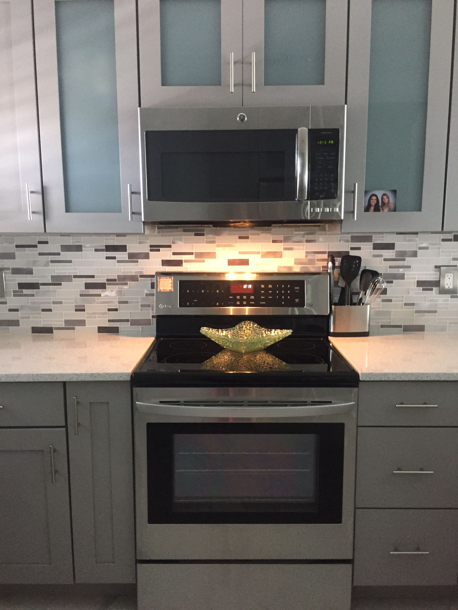 Glass Kitchen Cabinet Doors Home Depot New My Sarasota Kitchen Cabinets Kraftmaid Pebble Grey with