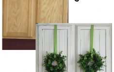 Hanging Cabinet Doors Lovely Mini Wreaths