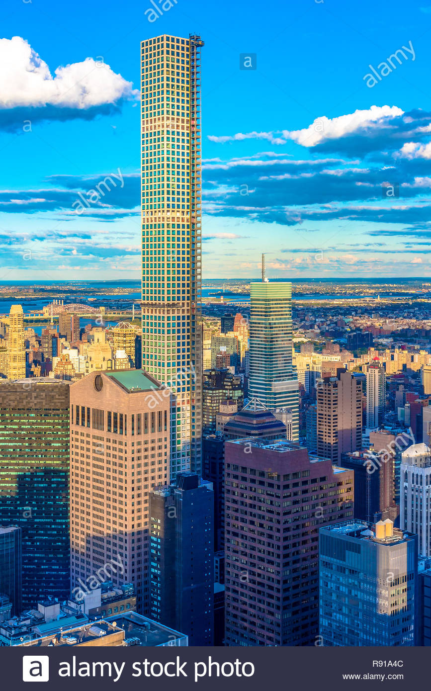new york buildings and attractions 432 park avenue building highlighting the new york city skyline with its majestic height 432 park avenue is a su image