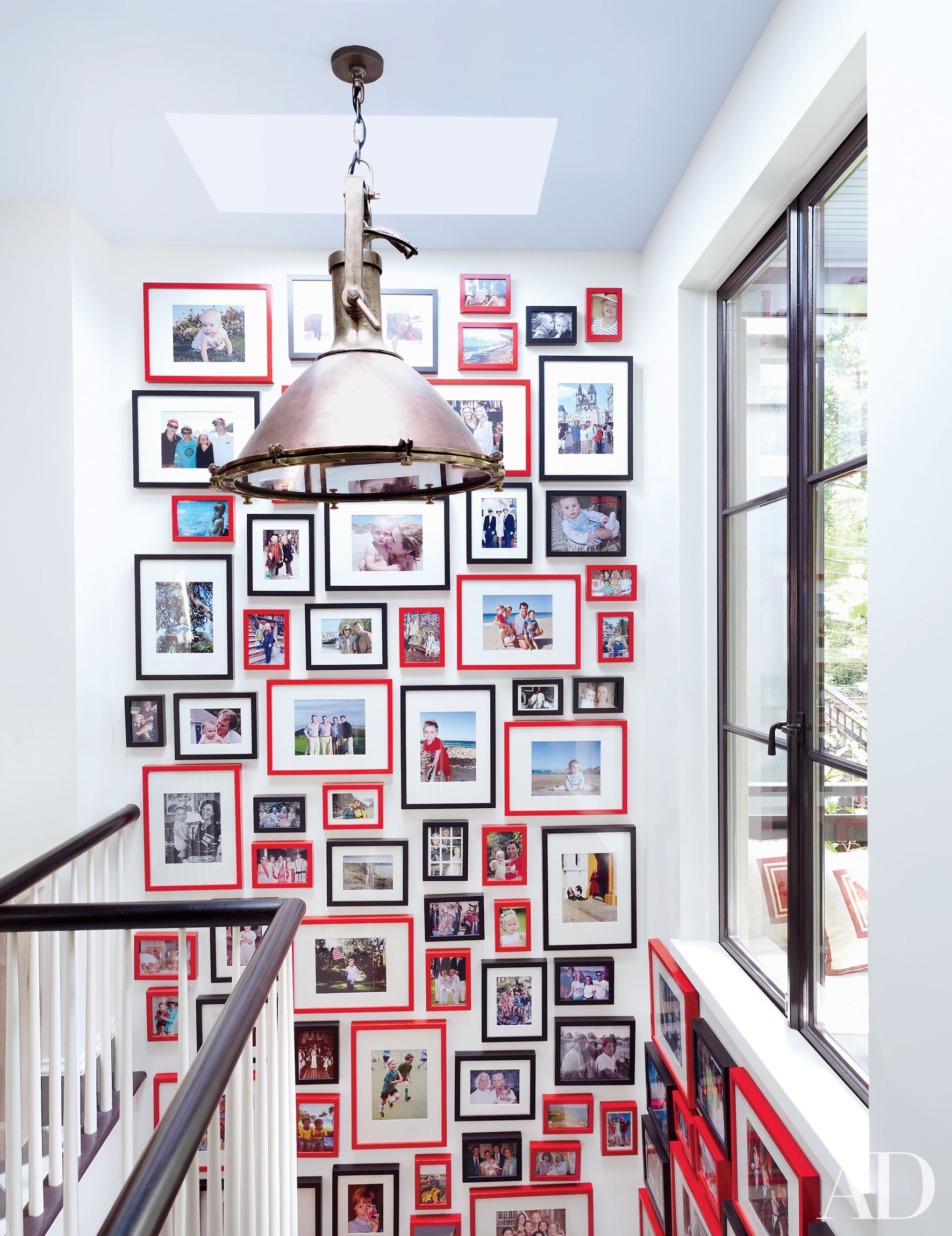 family pictures gallery wall ideas 02