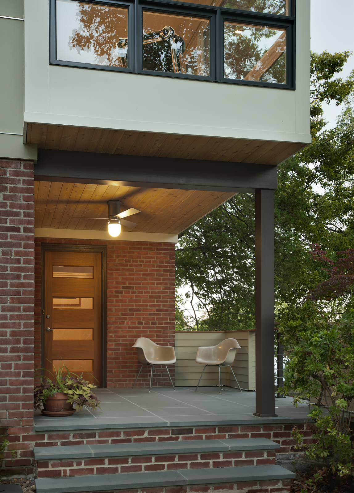 16 Enchanting Modern Entrance Designs That Boost The Appeal The Home 1