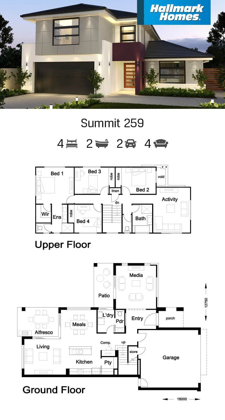 House Addition Plans Designs Best Of Home Designs & Floor Plans Single & Double Storey