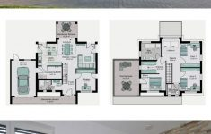 House Design Picture Gallery New Modern Detached House With Garage Gallery And Saddle Roof