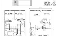 House Design Plans Online New Two Story Townhouse Plan E6028 C1 1l