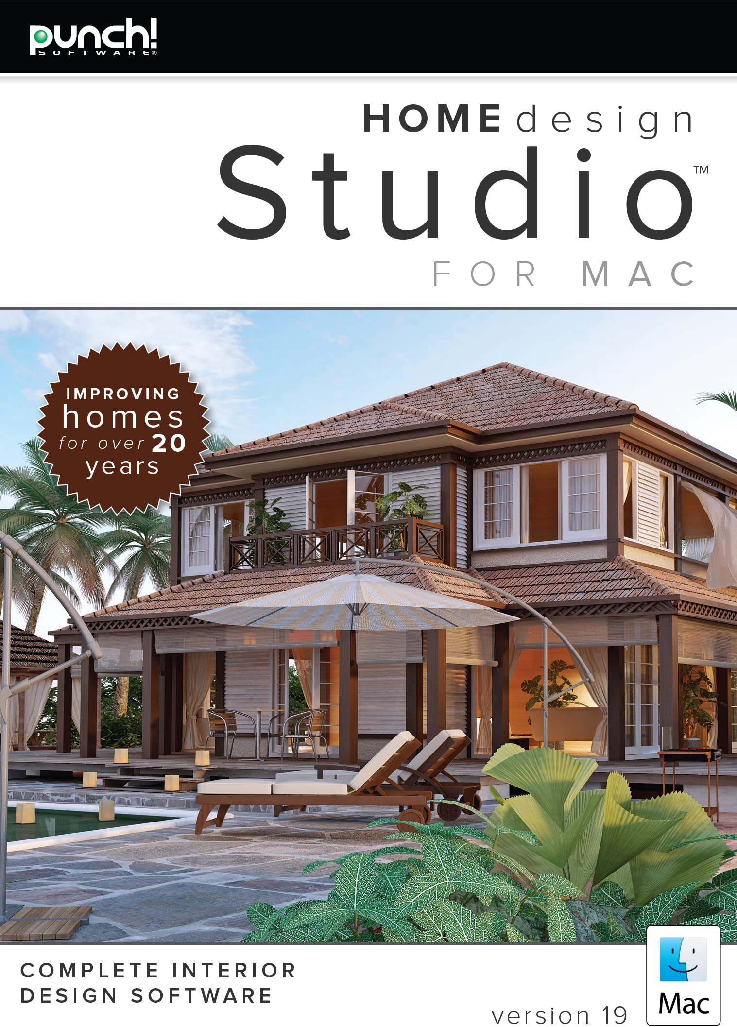 House Planning software Mac Luxury Amazon Punch Home Design Studio for Mac V19 [download
