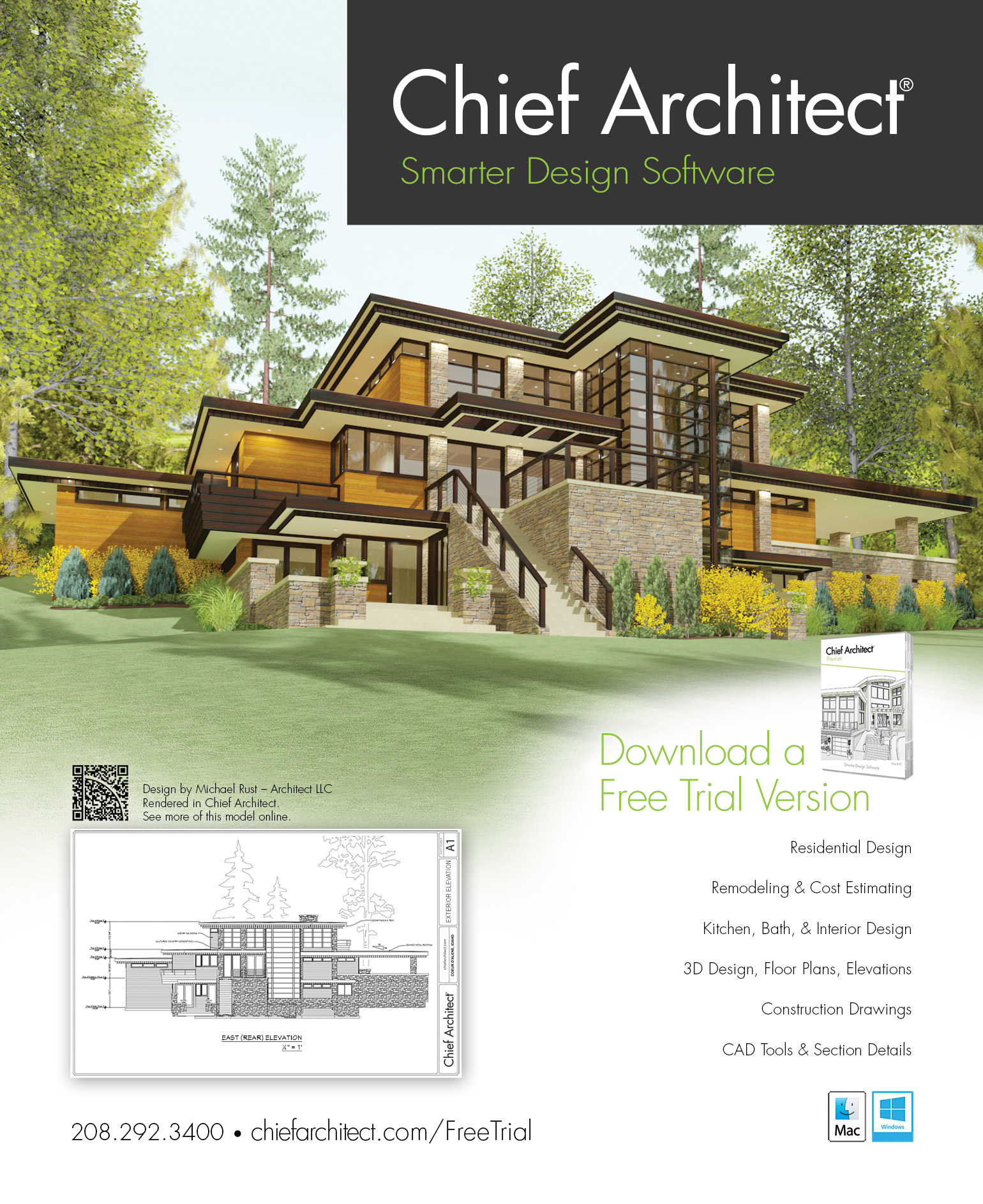 House Plans Free software New Chief Architect Home Design software Ad
