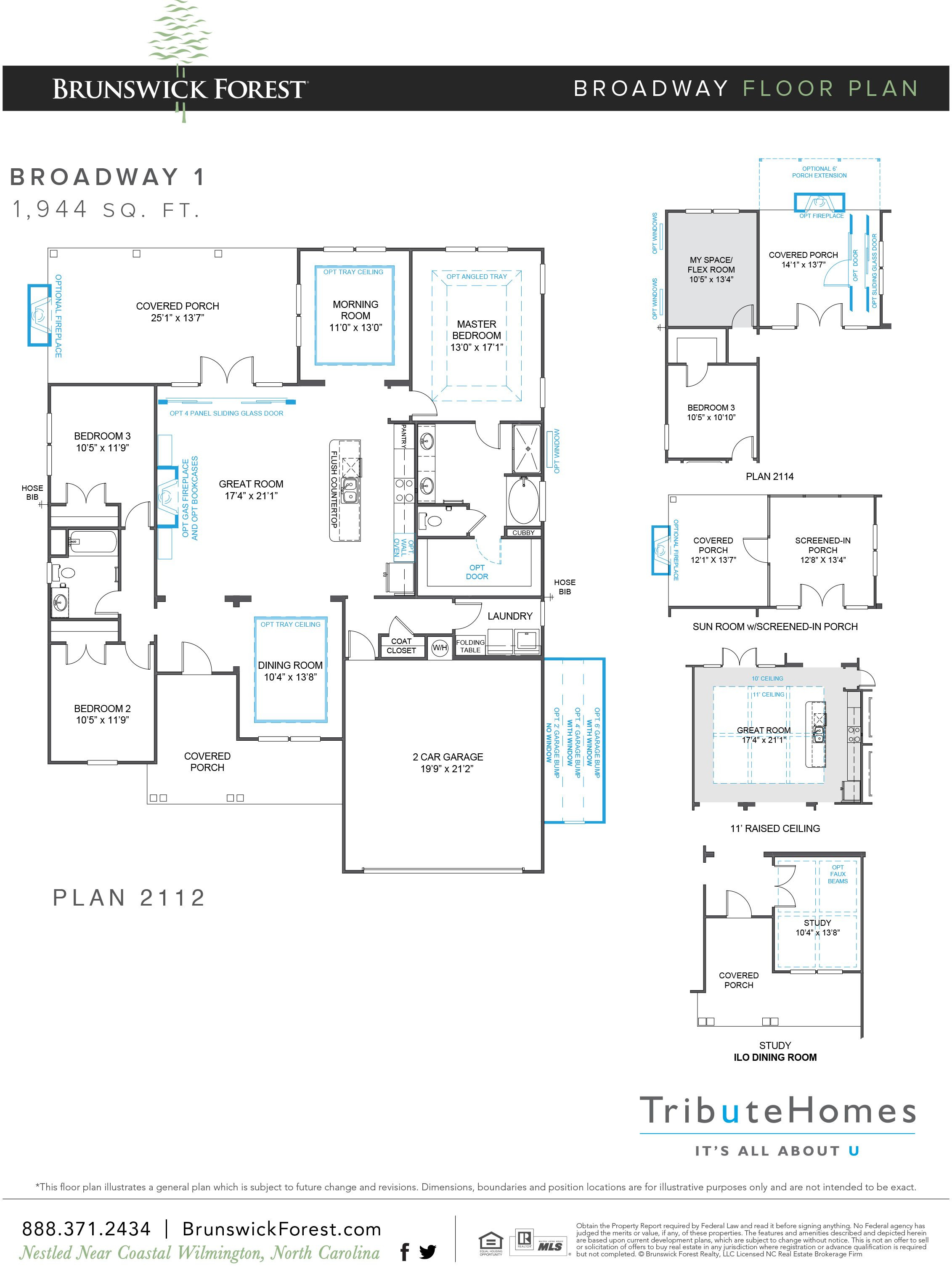 House Plans Wilmington Nc Fresh the Broadway at Brunswick forest