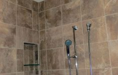 How To Create A Walk In Shower Lovely How To Make A 4 Wide Walk In Shower