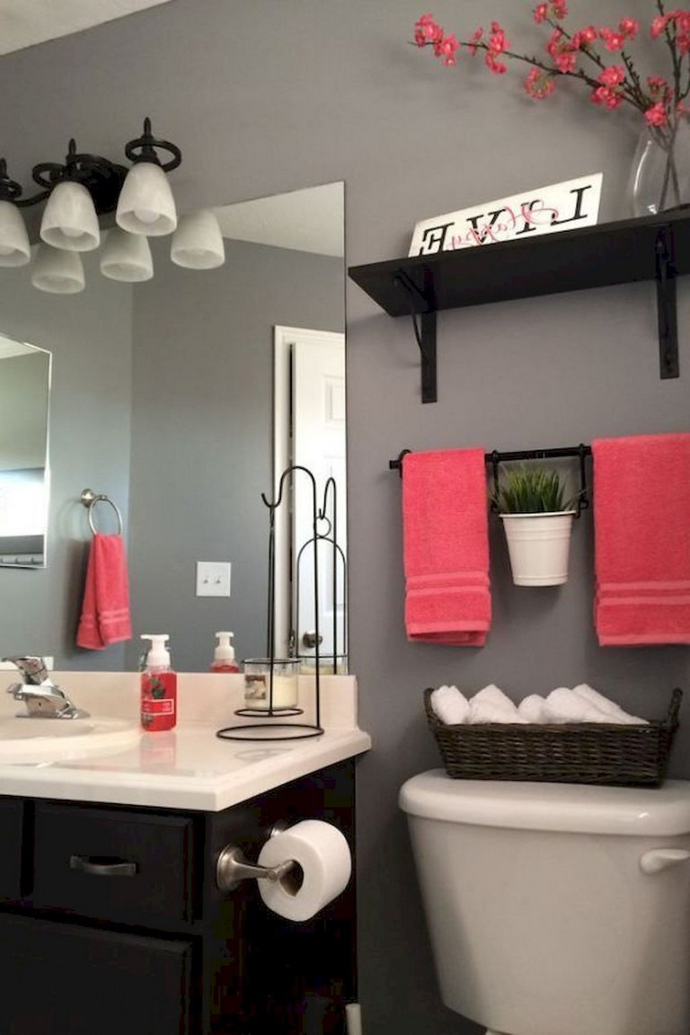 How to Decorate A Small Bathroom Luxury 80 Luxury Small Bathroom Decorating Ideas