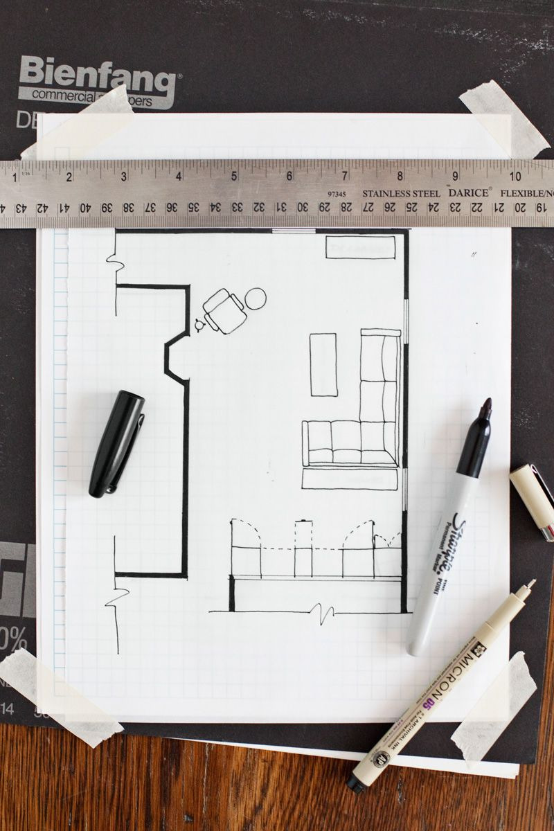 How to Draw House Plans Free Elegant How to Draw A Floor Plan