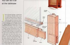 How To Make Glass Cabinet Doors Beautiful Making Glass Doors • Woodarchivist