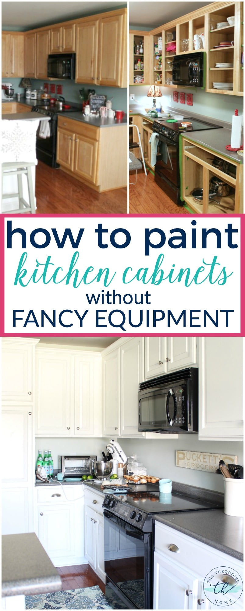 How to Paint Cabinet Doors without Brush Marks Beautiful How to Paint Kitchen Cabinets without Fancy Equipment