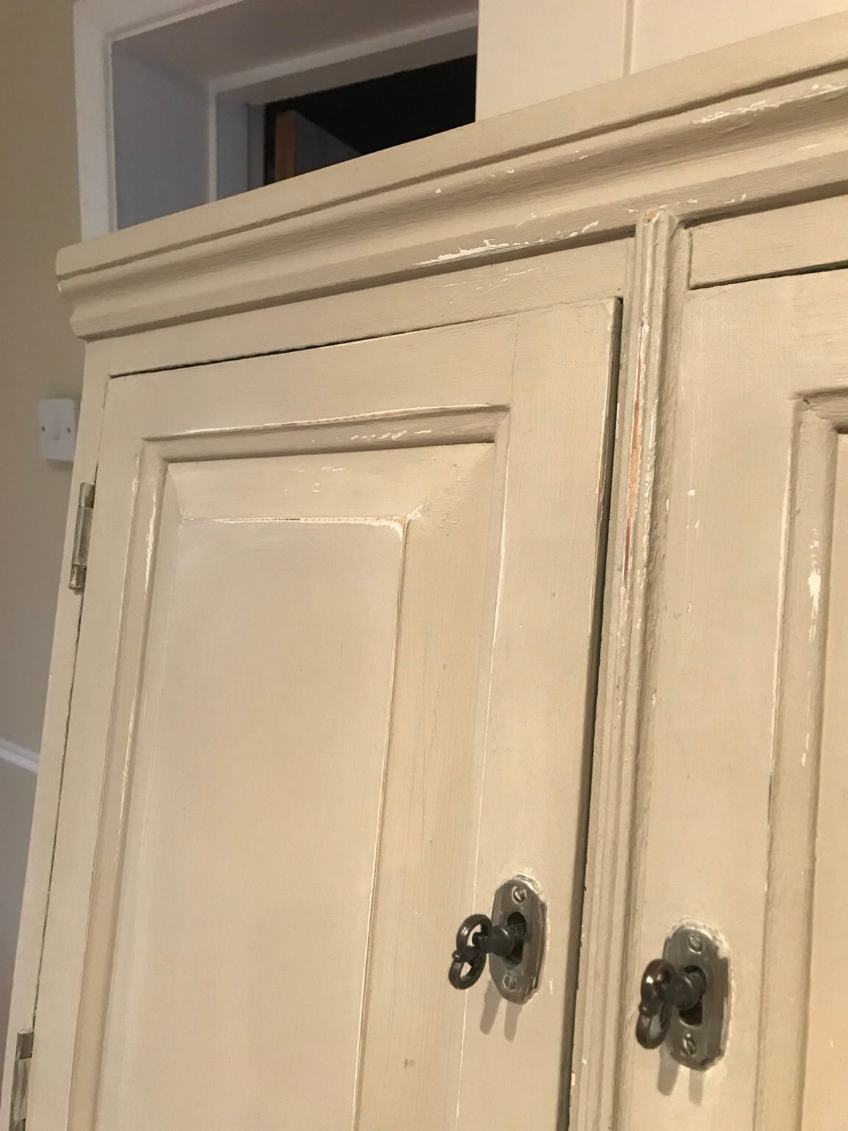 Kitchen Cabinet Door Lock Elegant Beautiful Shabby Chic Kitchen Cabinet In Ct14 Dover for