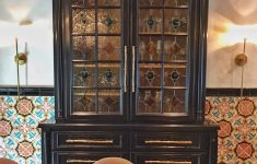 Leaded Glass Cabinet Doors New Cabinet Glass Inserts — Legacy Glass Studios