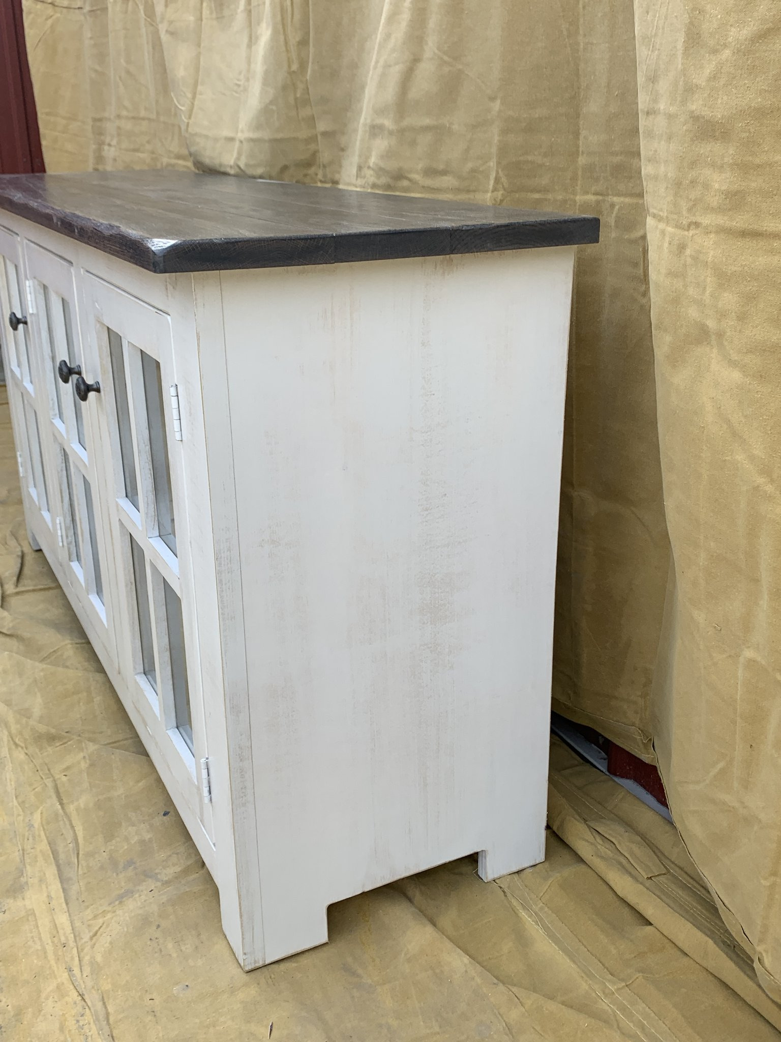 low tv cabinet with glass doors super bowl 1 9