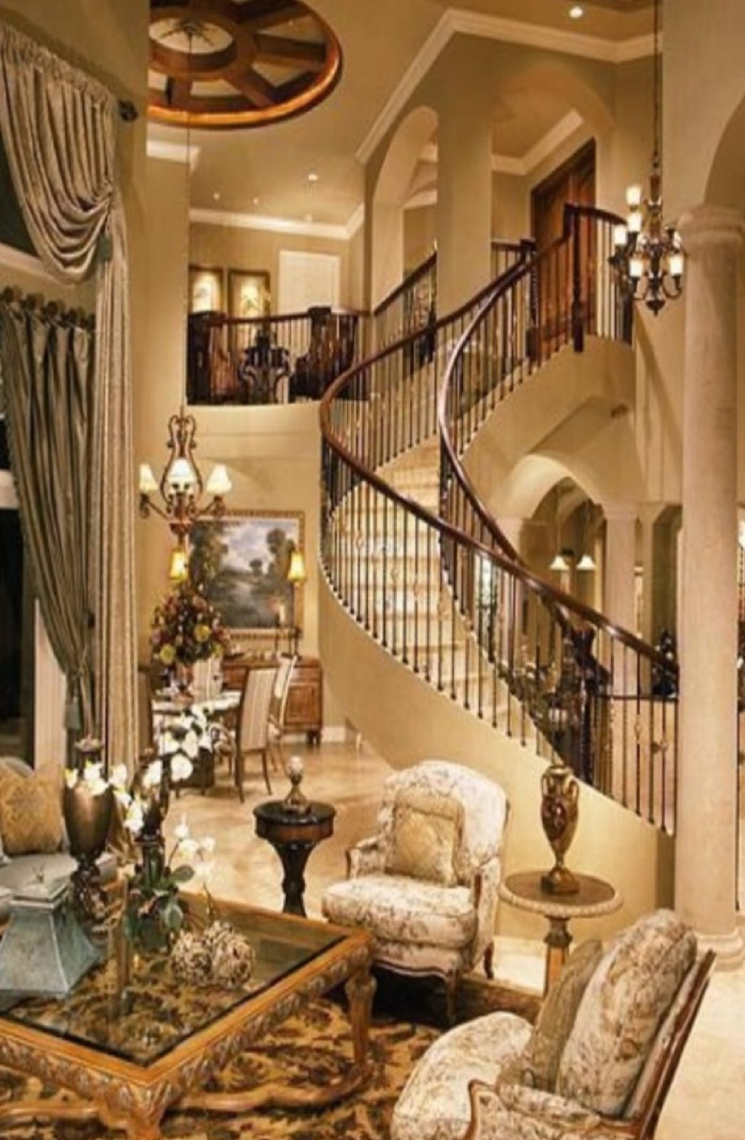 Luxury House Plans with Interior Photos Unique Luxury Home Interiors Grand Mansions Castles Dream Homes