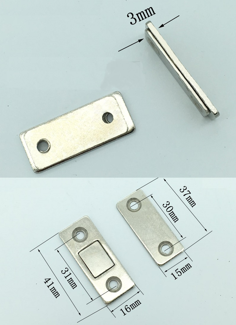 Magnetic Cabinet Door Catch Elegant Us $7 5 2pcs Lot Round Square Thin Cabinet Drawer Cupboard Magnetic Door Catch Latch Magnet Magnetic Cabinet Hardware Fittings Cabinet Catches