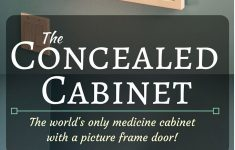 Medicine Cabinet Door Only Awesome Ce Installed Our Mirrorless Medicine Cabinets Look