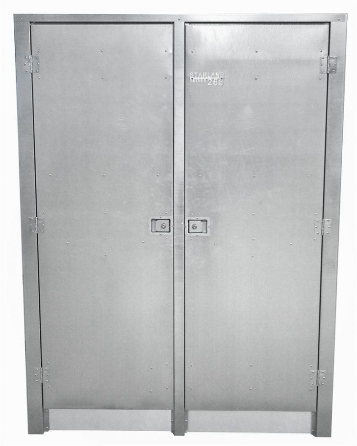 Metal Cabinet with Doors 2020