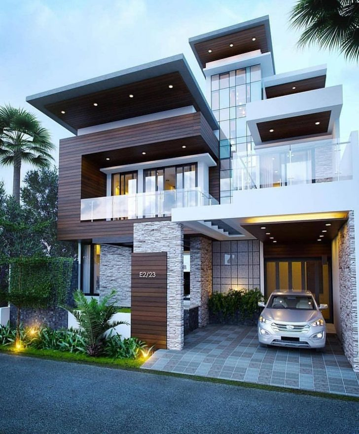 Modern Architecture Homes Pictures 2020